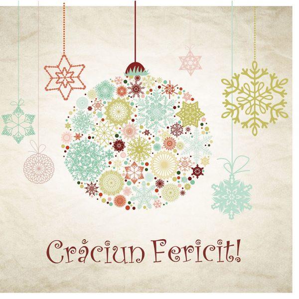 Felicitari Cadou cu mesaj - Craciun fericit - Florăria Trias