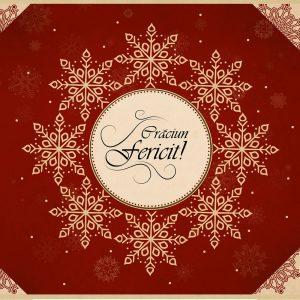 Felicitari Cadou cu mesaj - Craciun fericit - Floraria Trias