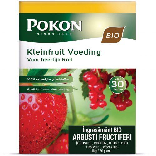 Ingrasamant pentru arbusti fructiferi Pokon