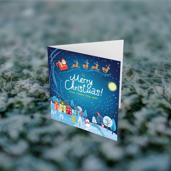 Felicitari Cadou cu mesaj - Merry Christmas and Happy New Year