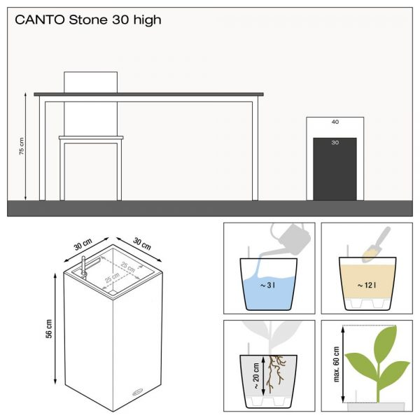 CANTO Color 30 high sand beige