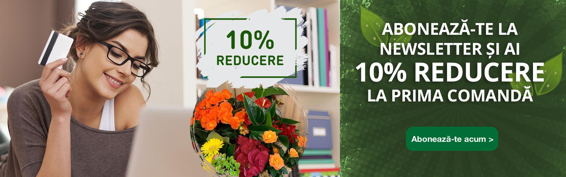 aboneaza newsletter floraria trias desk